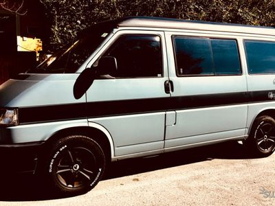 gebraucht VW T4 1.9 td 1994 ASI furgone camperizzato