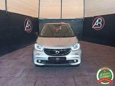 usata Smart ForFour Electric Drive Perfect