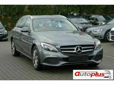 usata Mercedes C200 d S.W. Auto Sport 2018 Led/navi/Pelle/pdc