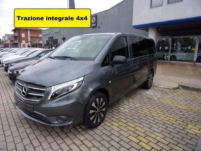 usata Mercedes Vito 2.2 116 CDI PC-SL Mixto Long nuova a Cesena
