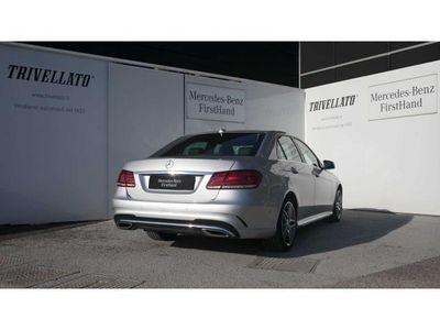 usata Mercedes E250 Classe E (W/S212)CDI 4Matic Premium