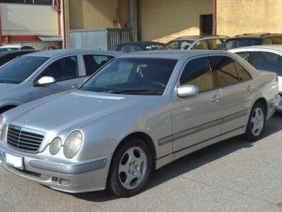 usata Mercedes E320 E 320 CDI cat EleganceCDI cat Elegance
