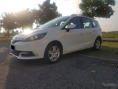 usata Renault Scénic 1.5 dCi 110 Cv Start&Stop 7 Posti