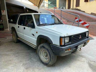 usata Mitsubishi L200 L2002.5 D 2WD Single Cab Pup GL