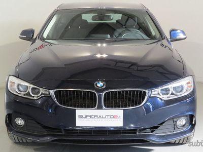 usata BMW 430 Gran Coupé d xDrive
