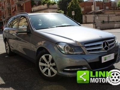 second-hand Mercedes 200 Classe C Station WagonCDI Blueefficiency Avantgarde Tagliandi Certificati Ufficiali