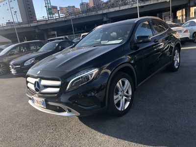 brugt Mercedes 200 GLA GLA-X156 2014 Dieseld (cdi) Enduro auto