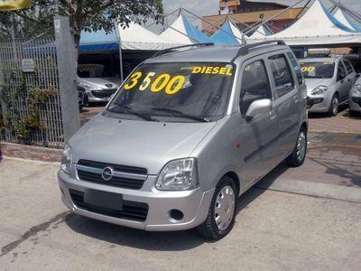 usado Opel Agila -- 1.3 CDTI Club