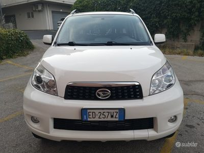 usata Daihatsu Terios 1.5 benzina 4x2 2010