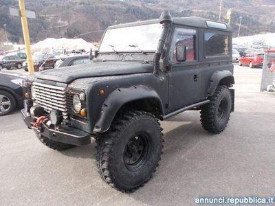 brugt Land Rover Defender 2.5 td iscritta asi autocarr