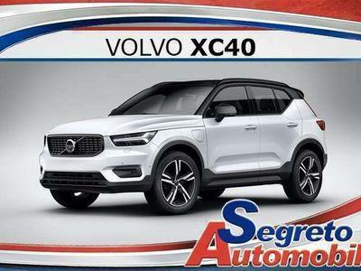 usata Volvo XC40 1500 T2 129 cv www.segretoautomobili.it