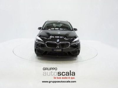 usata BMW 218 Serie 2 Active Tourer d Advantage nuovo