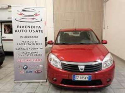 usata Dacia Sandero 1.4 8V GPL Lauréate Benzina/GPL