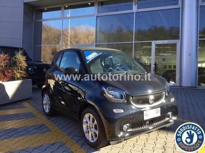 gebraucht Smart ForTwo Coupé 1.0 Youngster 71cv c/S.S.