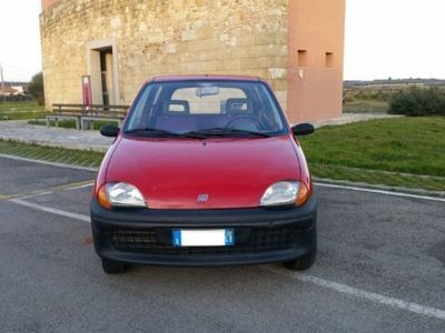 second-hand Fiat Seicento 900i cat Fun