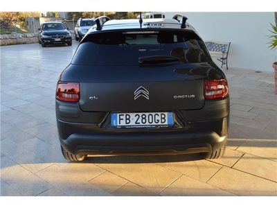 usata Citroën C4 BlueHDi 100CV SHINE EDITION NAVI TOTAL BLACK