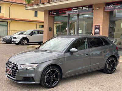 usata Audi A3 Sportback 1.4 TFSI S tronic g-tron Sport LED NAVI