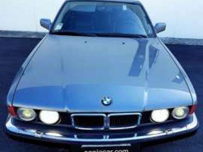 usata BMW 750 i cat L italiana da sempre ASI Benzina