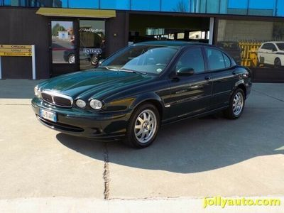 usata Jaguar X-type 2.0D cat Classic UNICO PROPRIETARIO SOLO 72000 KM