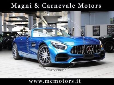 brugt Mercedes AMG GT ROADSTER - PARKTRONIC - PARI NUOVO - UNIPROP.