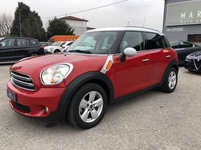 usata Mini Countryman 2.0 Business XL NAVI PDC CRUISE
