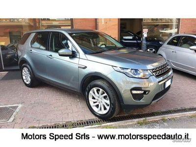 używany Land Rover Discovery Sport 2.2 XENON NAVI 7 Posti