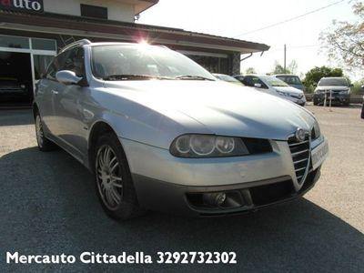 gebraucht Alfa Romeo Crosswagon 156 1.9 JTD 16VQ4