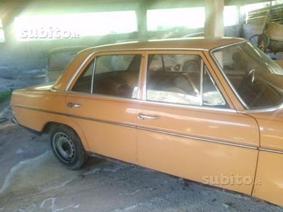 gebraucht Mercedes W114 W110220D - Anni 70 - Anni 70