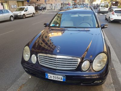 usado Mercedes E270 E 270 CDI cat S.W. Elegance