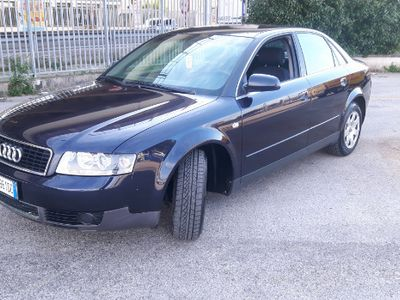 usata Audi A4 1.9 TDI cv 130 anno 2002