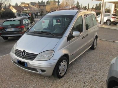 used Mercedes Vaneo 1.7 CDI cat Ambiente