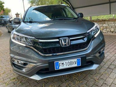 usata Honda CR-V 1.6 diesel 160 CV 4WD Navi anno 2018