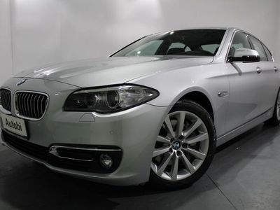 usata BMW ActiveHybrid 5 Serie 5 Berlina F10 Benzina3.0 Luxury auto E6