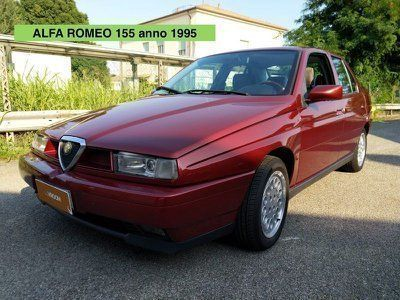 gebraucht Alfa Romeo 155 2.0i Twin Spark 16V cat S anno 1995