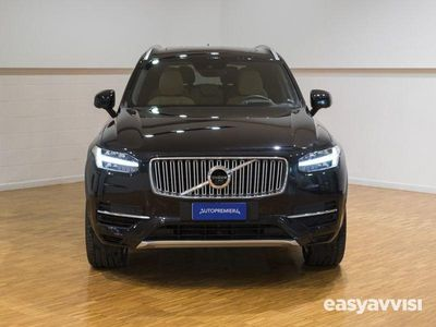used Volvo XC90 D5 AWD Geartronic 7 posti Momentum