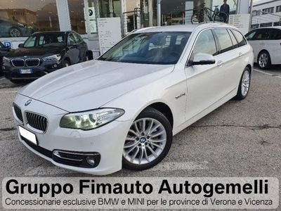 usata BMW 530 d Touring Luxury Aut.
