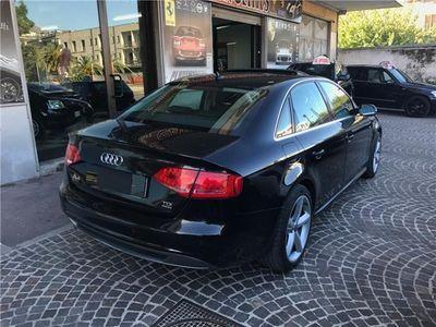 usata Audi A4 2.0 TDI 170CV F.AP. quattro S.LINE