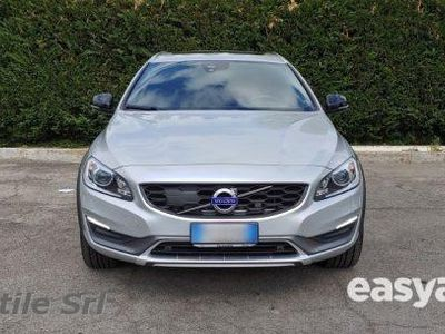 brugt Volvo V60 CC Cross Country D4 Geartronic Summum