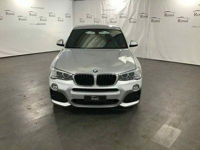 usata BMW X4 xdrive20d Msport auto