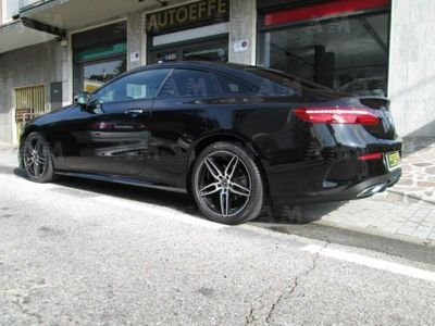usata Mercedes 400 Classe E Coupé4Matic Premium usato