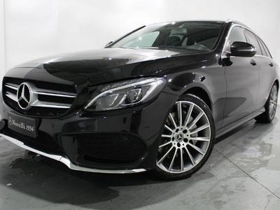 brugt Mercedes C250 Classe C Classe C-S205 2014 SW Dieseld Premium 4matic auto 9m