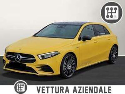 usata Mercedes A35 AMG 4M AMG Navi*Distronic*TettoPano*03/2019