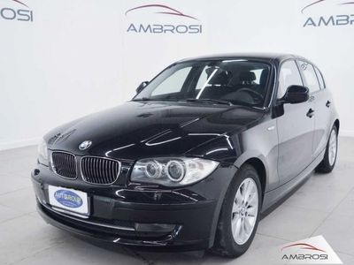 used BMW 116 5-porte D 5 PORTE