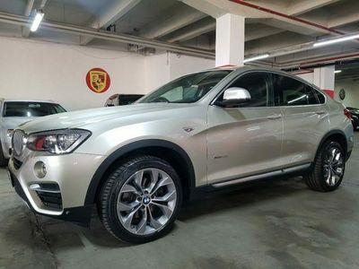 usata BMW 2000 x4diesel xdrive x line cv.190 navi+19'+pelle un