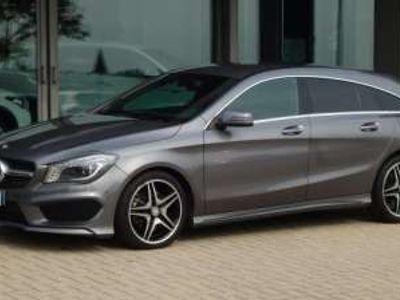 usata Mercedes CLA220 Shooting Brake d Premium AMG