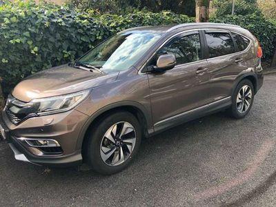 usata Honda CR-V 1.6 i-DTEC Elegance Navi ADAS 2WD