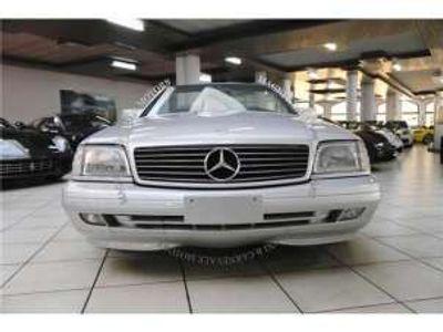 usata Mercedes SL320 - ISCRITTA ´´ASI´´ - UFFICIALE ITALIANA - Benzina