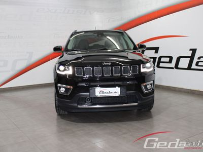 begagnad Jeep Compass 2.0 Mult II aut. 4WD Opening limited