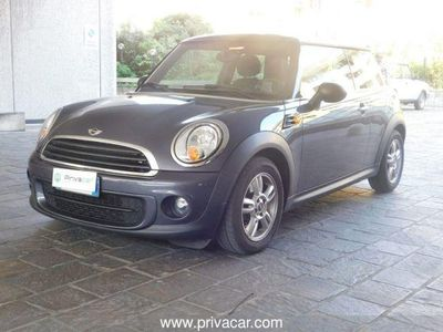 used Mini ONE III R55-R56-R57 1.6 D s/clima
