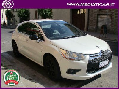 usata DS Automobiles DS4 1.6 e-HDi 110 airdream CMP6 So Chic